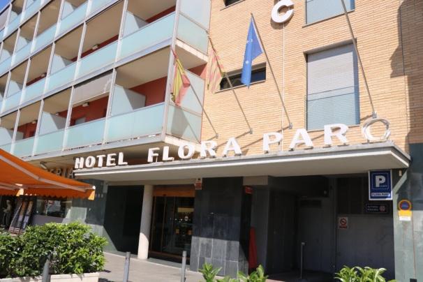 hotel flora parc castelldefels