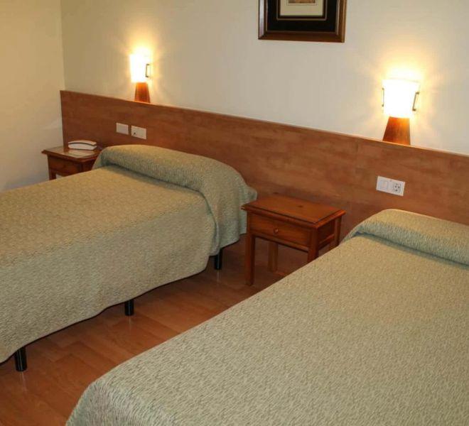 habitación-2-camas