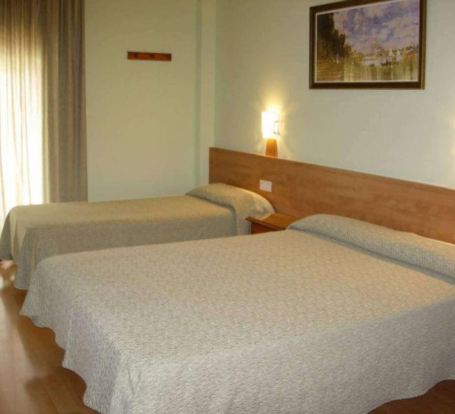 habitación-doble-cama supletoria
